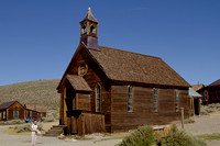 Methodist Church - Bodie, California