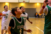 Trever's Upward Basketball - 2014