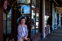 Christie in Virginia City