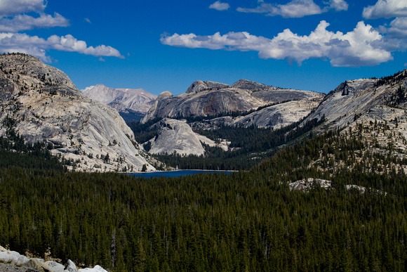 Tenaya Lake from Olmstead Point
