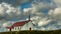 St. Mary Mission at Babb, Alberta